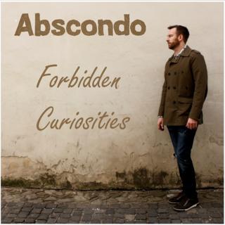 Forbidden Curiosities Cover smaller