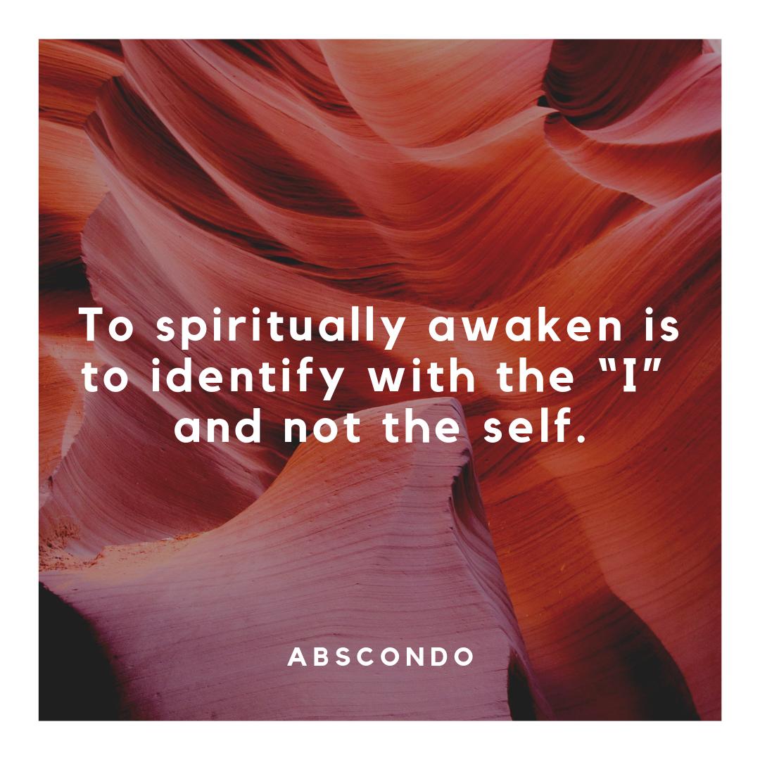 What does spiritual awakening mean? - Abscondo Now